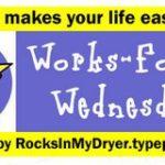 Works for me Wednesday – Toy storage basket