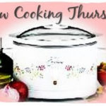 Slow Cooking Thursday ~ Sweet 'n' Sour Pork Chops