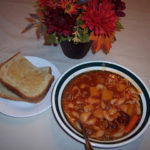 Slow Cooking Thursday ~ Sausage Pasta Stew