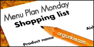 http://orgjunkie.com/tag/menu-plan-monday