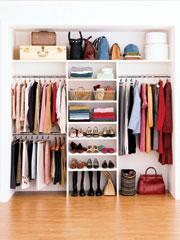 Apartment Closet Design Ideas