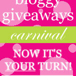 Bloggy Giveaways ~ Organize your boots!