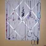 Inexpensive jewelry organizer