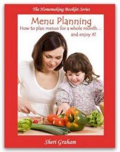 menuplanning