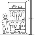 Organizing your clothes closet