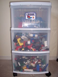 Lego Storage & Lego Storage -