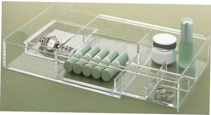 acrylic-organizer