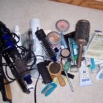Makeup Storage Makeover