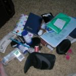 Organizing your Purse + Round-Up