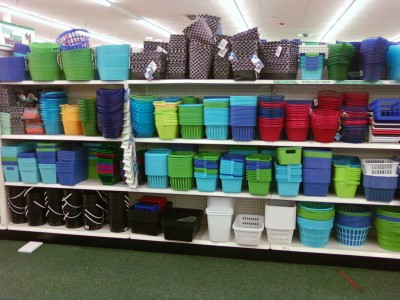 Oh My Word, This Is What You Call One Amazing Dollar Store. There Are  Baskets And Containers Here To Suit Any Organizational Dilemma.