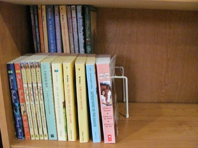 Double your space with wire shelves dividers How deep should a bookshelf be