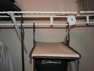My Organized Closet