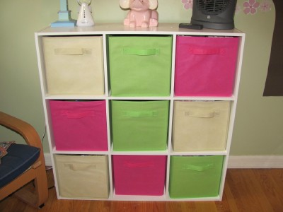 Stack Your Cubbies For Even More Storage!