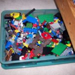 New Lego drawer storage