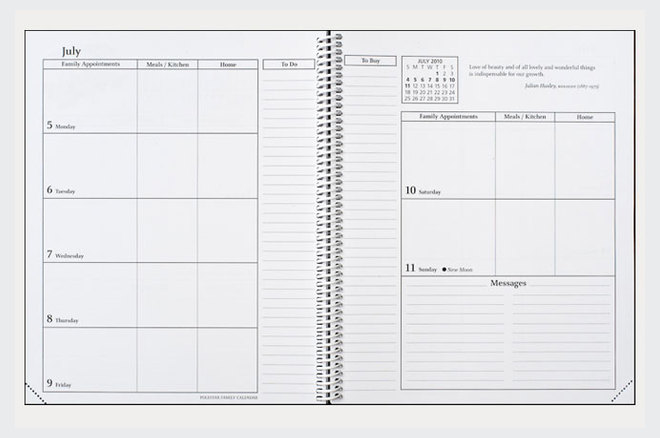 how to choose the perfect planner