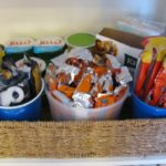 Organizing a Snack Basket