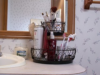 bathroom caddy
