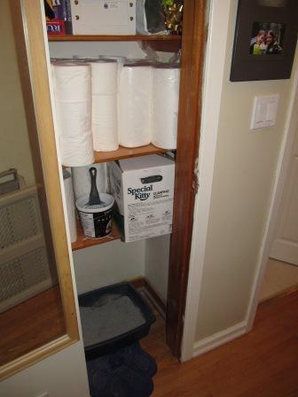 52 Weeks 20 Take Back Your Linen Closet