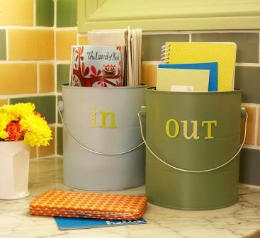 Organizing Tips from Better Homes & Garden + Giveaway! -