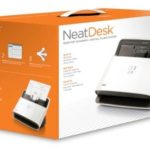 Fighting Paper Clutter with a NeatDesk Giveaway!
