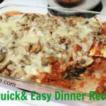 11 Quick & Easy Dinner Recipes