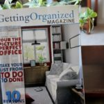Storage and Organizing Magazines - Oh My! + giveaway! (closed)