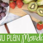 Menu Plan Monday ~ Feb 20/12