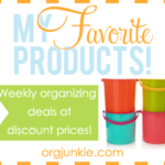Fun New Organizing Products In Store Now