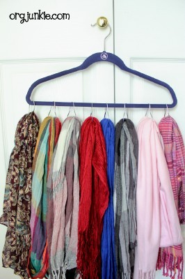 Ordinaire ... In My Closet. Very Simple And Easy To Do And As You Can See I Could  Really Get Many More On There. This Is Probably My Favorite Solution Of  Them All.