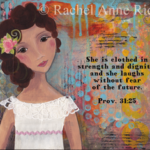Beautiful Art by Rachel Anne Ridge Giveaway!! (closed)