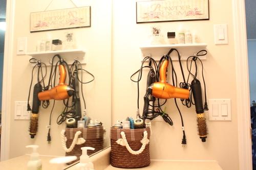 how to organize bathroom countertop- universalcouncil