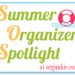 Summer Organizer Spotlight ~ Cynthia Murray