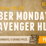 Coupons.com Cyber Monday Scavenger Hunt: Clue #3