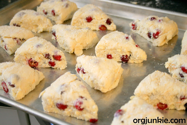 Cranberry+Orange+Scone+Recipe ... home made winter cranberry orange ...