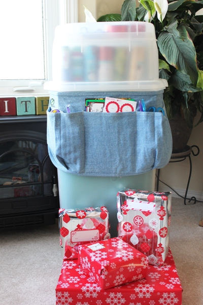 Gift Wrap Center After. Other Great Options Include: