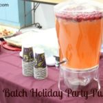 Big Batch Holiday Party Punch
