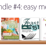 Easy Meals eBook Bundle of the Week