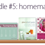 Homemaking eBook Bundle of the Week