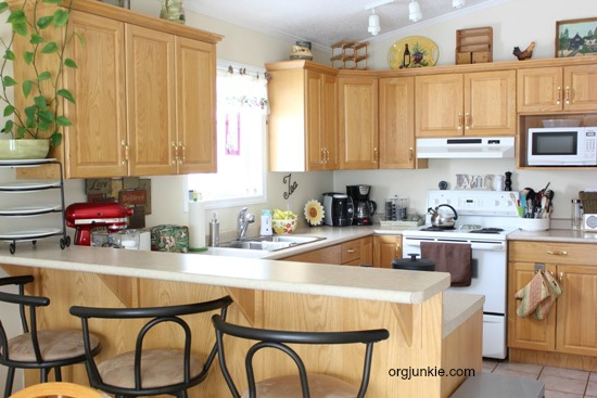 how should i organize my kitchen new year s organizing revolution week two kitchen 8483