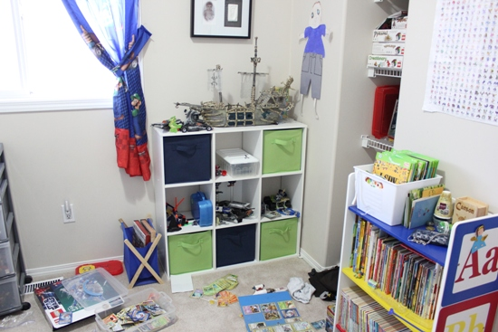 Organizing Your Child\'s Bedroom -