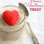 A Simple Valentine's Treat