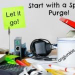 New Video Up ~ Start With a Speed Purge