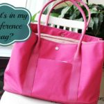What's in my Conference Bag? + Giveaway! (closed)