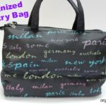 Toiletry Bag Giveaway! (closed)