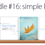 Simple Living eBook Bundle of the Week