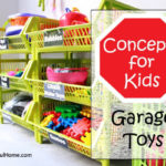 UBH Concept for Kids Garage Toys