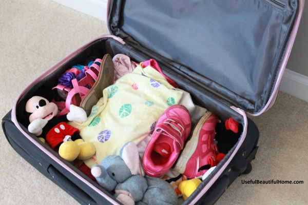 Road Trip Vacation + Free Printable Packing List for Kids