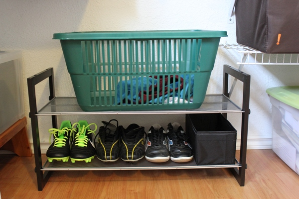 My Son S Bedroom Closet Gets An Organized Makeover