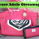 A Pretty in Pink Grace Adele Purse, Clutch, Wallet & Jewelry Giveaway!