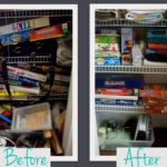 Reader Success: Organizing a Linen Closet Using the PROCESS Steps